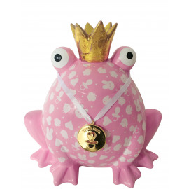 MONEYBANK KING FROG XL - IT'S A GIRL