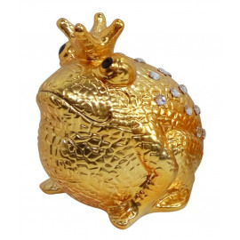 MONEYBANK FROG XXXL SPARKLING FREDDY LTD EDITION
