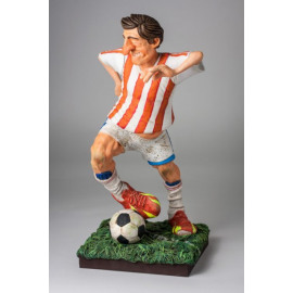 The Football/Soccer Player Large