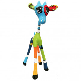 Noah Giraffe Blue / Green