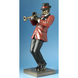 Le monde Du Jazz - Jazz trumpet player