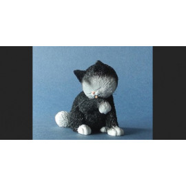 Petite Toilette / Kitty Wash h.6cm