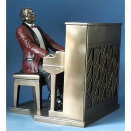 Le monde Du Jazz - piano player