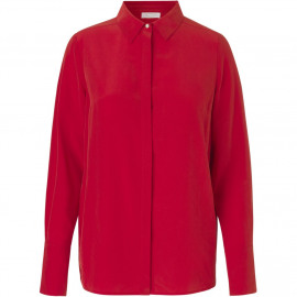 notes du nord harmony silk shirt