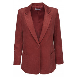 abramovic blazer dark peach