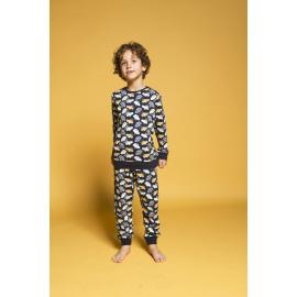 Pyjama auto's