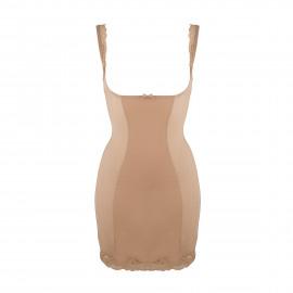 Corrigerend jurkje met slip Couture