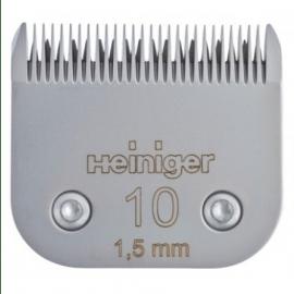 Heiniger saphir blades 10/1.5mm