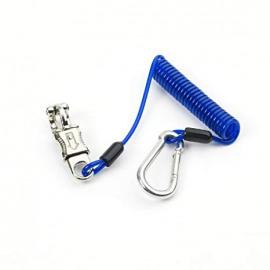 Flexible coil tie
