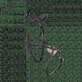 Cwd Onderlegd Figure 8 Hoofdstel Met Fancy Stiksel