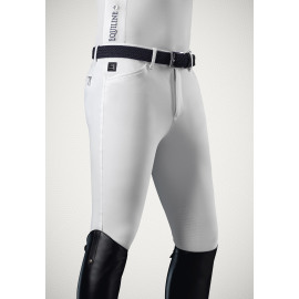 Equiline Knee Grip Breeches Willow
