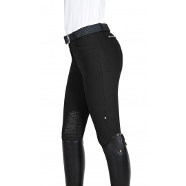 Equiline Knee Grip Breeches Ash