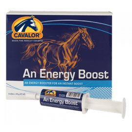 Cavalor energy boost