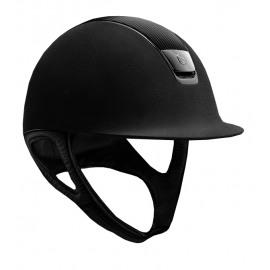Samshield Premium Alcantara Top Leather Zwart