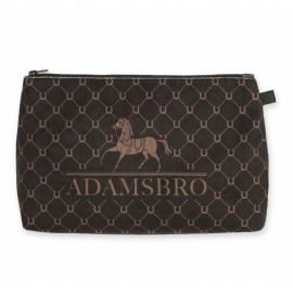 Adamsbro Velvet Toiletry bag