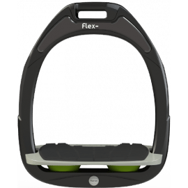 Flex-On Green Composite Stirrups Ultra Inclined Grip