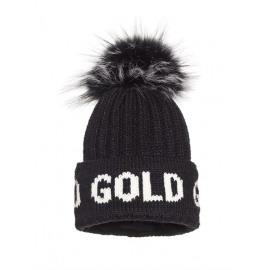 Goldbergh Hodd Beanie Fur