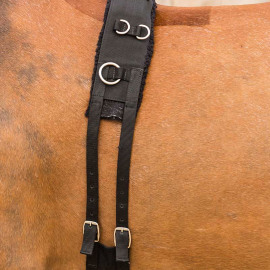 Lamicell Lunging Girth Fleece