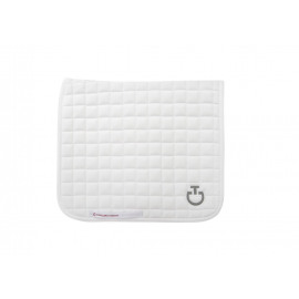 CT square guilted dressage saddle pad