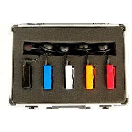 Whis Headset Multi 4 (Zender + 4 Ontvangers)