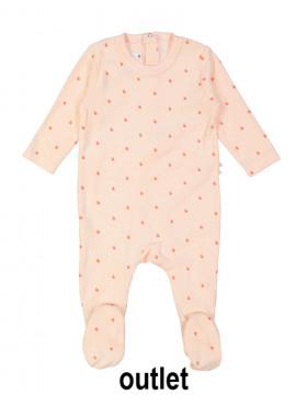 pyjama terry apple roze P'tit Filou  zomer 2019