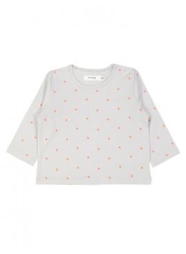 t-shirt apple grijs P'tit Filou  zomer 2019