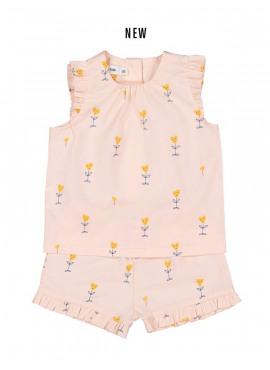bloes & short lovely garden lichtroze P'tit Filou  zomer 2019