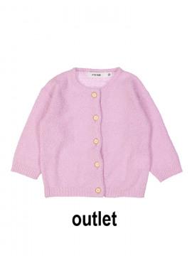 gilet tricot cosy lila P'tit Filou  zomer 2019