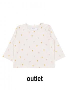 t-shirt gummy bears ecru P'tit Filou  zomer 2019