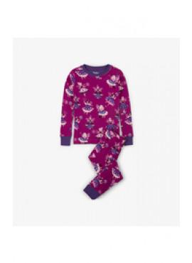 Fairy Princess Organic Cotton Pajama Set Hatley winter 2018