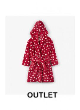 Polka Dots Fleece Robe Hatley winter 2018