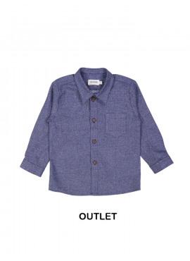 hemd tokyo blauw Filou&Friends