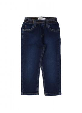 broek jeans boy regular donkerblauw Filou&Friends