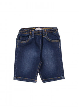 bermuda jeans regular blauw Filou&Friends zomer 2019