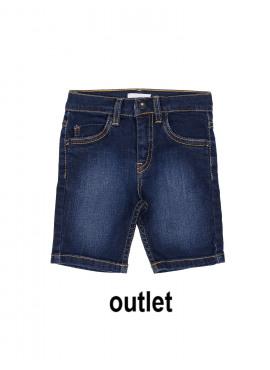 bermuda jeans slim blauw Filou&Friends zomer 2019