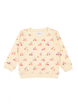 sweater cherry vanille Filou&Friends zomer 2019