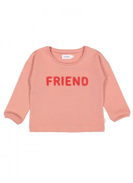 sweater friend roze Filou&Friends
