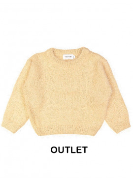 pull tricot fluffy nude Filou&Friends