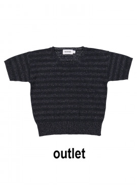 pull tricot audrey antraciet Filou&Friends zomer 2019