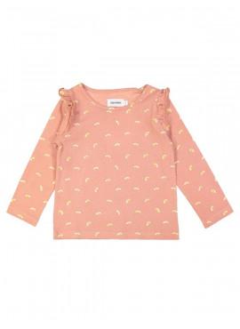 t-shirt mini egg roze Filou&Friends