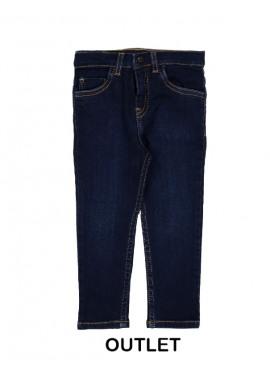 broek jeans girl slim donkerblauw Filou&Friends