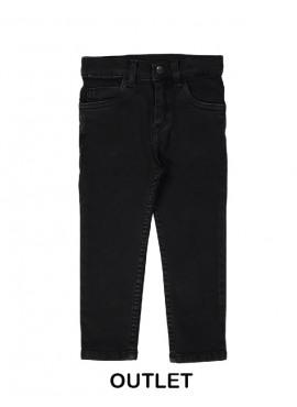 broek jeans girl slim zwart Filou&Friends