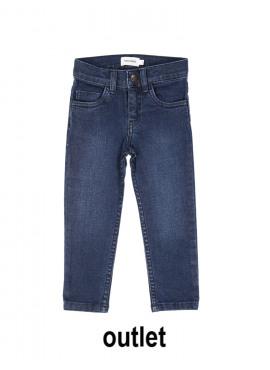 broek jeans slim girl blauw Filou&Friends zomer 2019