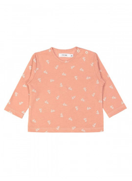 t-shirt dada roze P'tit Filou
