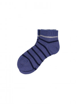 sokjes streep donkerblauw Filou&Friends zomer 2019