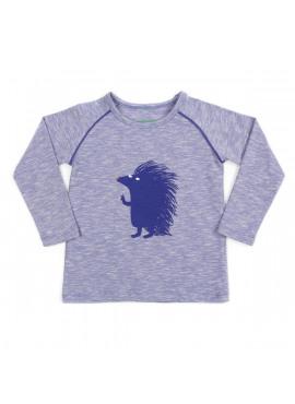 t-shirt bruno egel blauw Lily Balou winter 2018