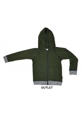 gilet groen Baba-Babywear winter 2018