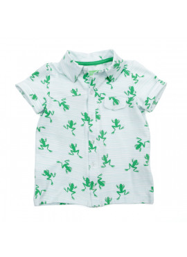 hemd  Jeff   Frogs  Lily-Balou zomer 2019