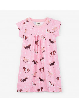 pyjama Frolicking Horses Hatley zomer 2019