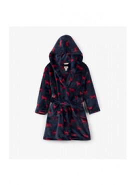 Red Labs Fleece Robe Hatley winter 2018